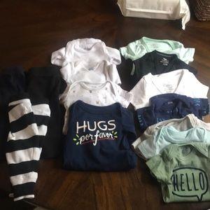 Other - 14 piece newborn boy bundle